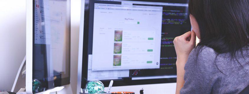 Oficina y ordenador