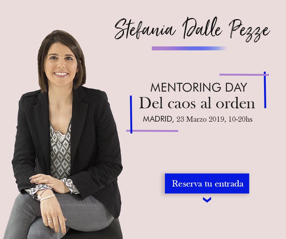 Mentoring day Del caos al orden
